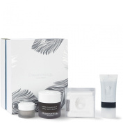 Omorovicza CHRISTMAS MOOR MUD SET Thermal Cleansing Balm, Deep Cleansing Mask, Refining Facial Polisher and Mini Mitt;