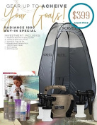 Norvell Radiance 1800 HVLP Spray Tan Machine Mobile Kit Exclusive Offer by Spray Tan Solutions Direct