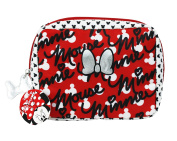 Soho Disney Collection Cosmetic Organiser, Minnie Mouse