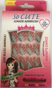 Beautique so Cute Junior Fake Nail 22110