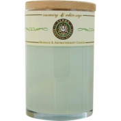 Terra Essential Scents - Massage & Aromatherapy Soy Candle Rosemary & White Sage - 350ml by Terra Essential Scents