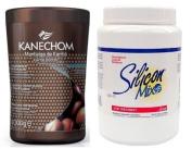 Kanechom Karite 1040ml & Silicon mix 1770ml by Kanechom & Silicon Mix