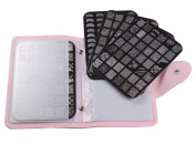 Beauty Leader 10 Pcs Nail Stamping Printing Plate With 1 Pcs Pink Case Manicure Nail Art Decor Image Stamps Plate