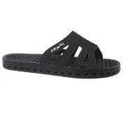Sensi Sandals, Black, Regatta Ice, Size 5-6, Overall Length 22cm