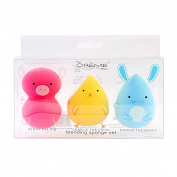 The Creme Shop Blending Sponge Set of 3