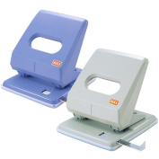 Max Heavy Duty High Capacity 2-Hole Puncher (50 Sheets Paper) DP-F2GF 1 Unit