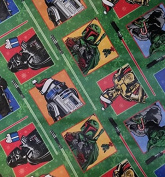 Star Wars Christmas Wrapping Paper Gift Wrap