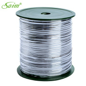 Saim Wire Ribbon for Gift Wrapping Party Decoration 280 yards
