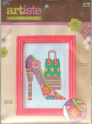 Artiste Mini Cross Stitch Kit