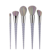 MakeUp Brush Set,Siniao 5PCS Make Up Foundation Eyebrow Eyeliner Blush Cosmetic Concealer Brushes