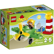 LEGO DUPLO Early Childhood Development Town Little Plane for Boys 2-5 Years