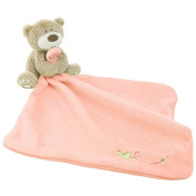 Asdomo Soothing Towel With Little Doll Bear For Newborn, Infant And Toddler