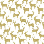 Vinyl Boutique Shop Craft Adhesive Gold Glitter Antler Vinyl Sheets Adhesive Vinyl 0224-1