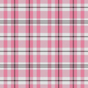 Vinyl Boutique Shop Craft Heat Transfer Pink Plaid Vinyl Sheets Heat Transfer Vinyl 0200-2