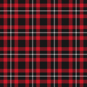 Vinyl Boutique Shop Craft Adhesive Red Plaid Pattern Vinyl Sheets Adhesive Vinyl 0189-12