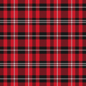 Vinyl Boutique Shop Craft Adhesive Red Plaid Pattern Vinyl Sheets Adhesive Vinyl 0189-1
