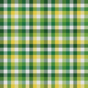 Vinyl Boutique Shop Craft Adhesive Green and Yellow Plaid Vinyl Sheets Adhesive Vinyl 0176-9
