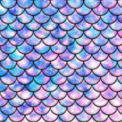 Vinyl Boutique Shop Craft Adhesive Mermaid Tail Patterns Vinyl Sheets Adhesive Vinyl 0168-6
