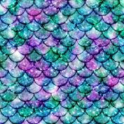 Vinyl Boutique Shop Craft Adhesive Mermaid Tail Patterns Vinyl Sheets Adhesive Vinyl 0168-3