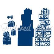 Tattered Lace Decorative Detail Gifts Die ETL339
