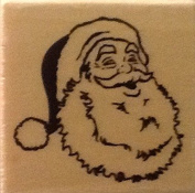 Craft Smart Christmas & Holiday Wood Mounted Rubber Stamps 2016