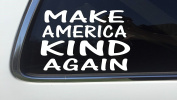 ThatLilCabin - Make America Kind Again 20cm AS383 car sticker decal