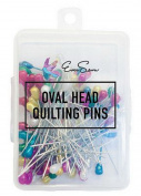 Quilting Pins Oval Head 5.5cm 144/box - BT-144B