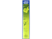 CM Designs CMD20012 Ruler Add-A-Quarter Plus, 30cm