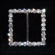 #12098C - Square 3.2cm buckle - Made In China