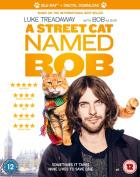 A Street Cat Named Bob [Blu-ray]