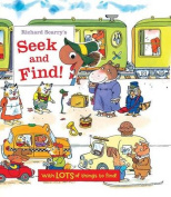 Richard Scarry's Seek and Find [Board book]