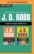 J. D. Robb: In Death Series, Books 40-41 [Audio]
