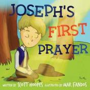 Joseph's First Prayer [Board book]