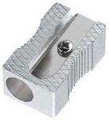 Mobius & Ruppert - Magnesium Single-Hole Sharpener - Single-Hole Sharpener