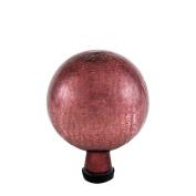 15cm Gazing Globe Plum