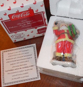 Coca Cola 2007 Limited Edition Collectors Society Members Only Ornament