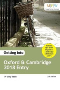 Getting into Oxford & Cambridge 2018 Entry