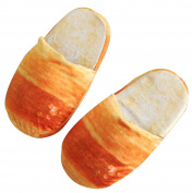 October Elf Adult Autumn Winter Slippers Warm Home Shoes