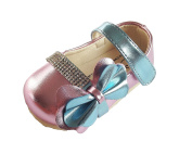 Cinda Baby Girls Sparkling Party Shoes