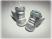 Baby Shoes, Rhinestone Luxury