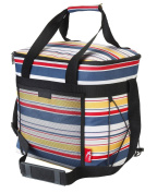 Cabin Max Picnic Cool Bag Large- 28 Litre - Stripy Design