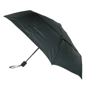 ShedRain Umbrellas Luggage Windpro Flatwear Vented Auto Open and Close Umbrella