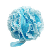 Lalang Bath Puff Soft Bath Extra-Dense Shower Ball Loofah Sponge Body Exfoliate Pouffe