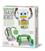 4M Green Creativity Trash Robot by ToyMarket