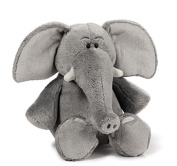 Great Gizmos 15 cm NICI Ethon Elephant Dangling Soft Toy by Great Gizmos
