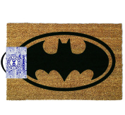 Men Women Man Woman Ladies Lady Gents Him Her - Great Idea For Marvel Fan - Batman Door Floor Welcome Mat - Perfect for Secret Santa Stocking Fillers Xmas Christmas Birthday Valentines Anniversary Gift Present Idea - One Supplied