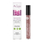 Lipstick Liquid Natural Lip Cream - 02 Pink Intenso - lepo