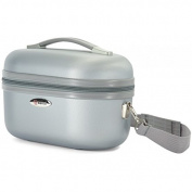 School College BZ4154 Vanity Case Silver