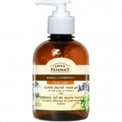 Elfa Pharm Green Pharmacy Cleansing Gel Sage No Parabens Sensitive Skin 270 ml