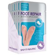 SKIN REPUBLIC PROFESSIONAL SALON FOOT REPAIR 20 MINUTE APPLICATION TREATMENT - 18g x 10